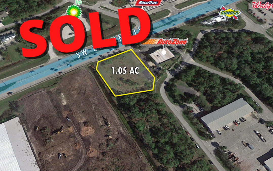 Development Land in Port St. Lucie sells for $1,200,000