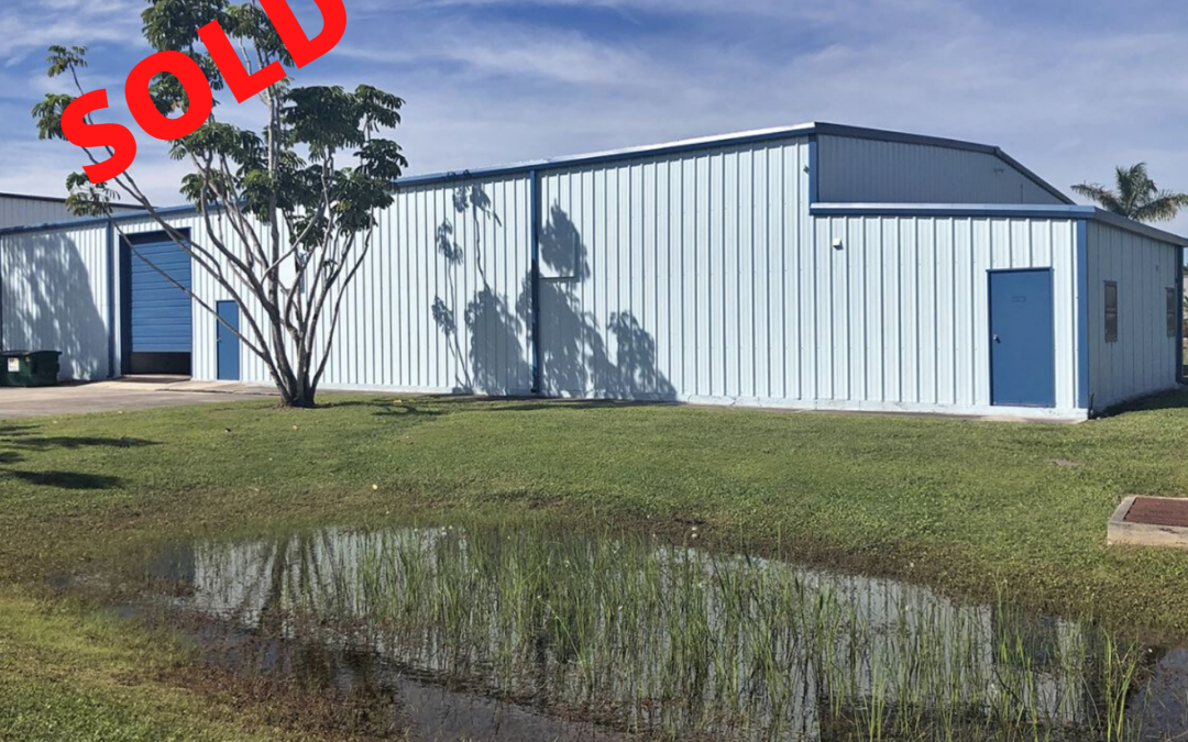 Industrial Property on Monroe Street sells for $800,000