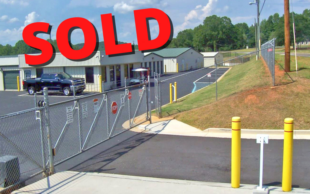 GA Storage Facility sells for $7.4M