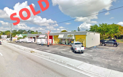 Warehouse/Business Center SOLD $650K