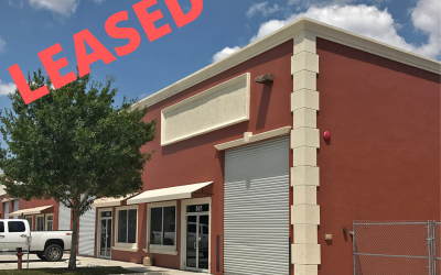 LEASED! Warehouse at 845 SW Enterprise Way
