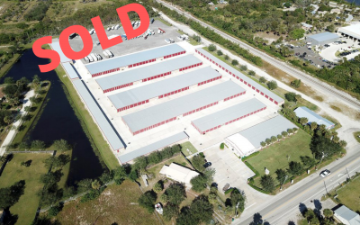 Storage facility in Malabar, FL sells for $13 Million