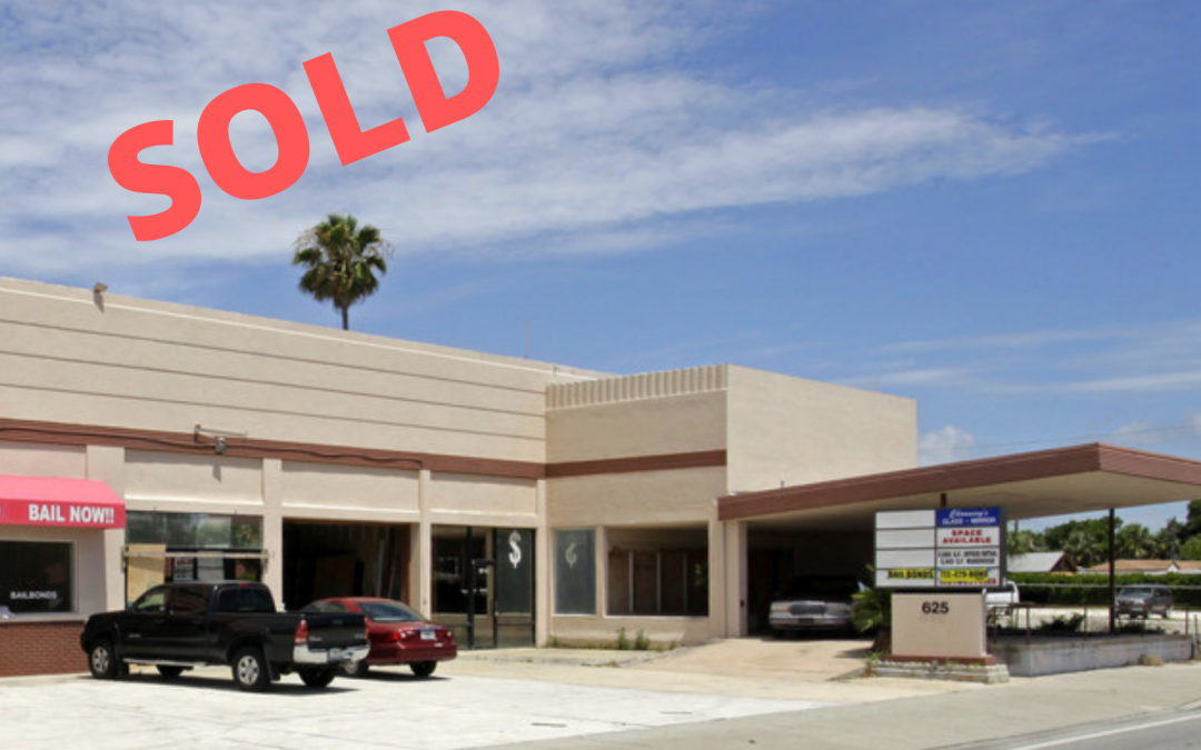 Industrial Warehouse sold for $285K