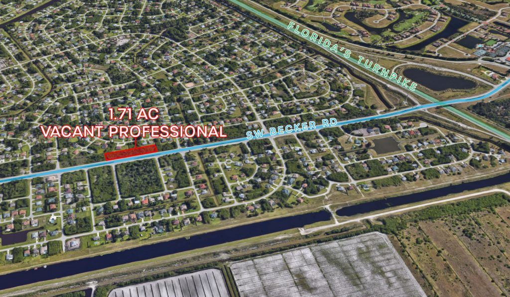 0 SW Becker Road, Port St. Lucie, FL 34953