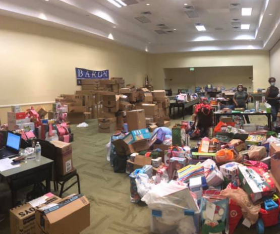 Baron Real Estate joins Toys for Tots Campaign and Guardian for New Futures Toy Drive this Christmas!