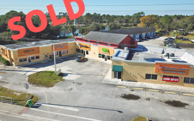 Gardens Plaza Storefront Sold for $2.2 Million