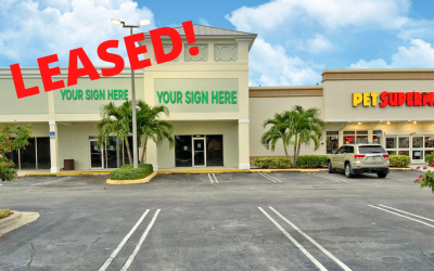 Seawind Plaza arrives at 100% Leased Retail Space