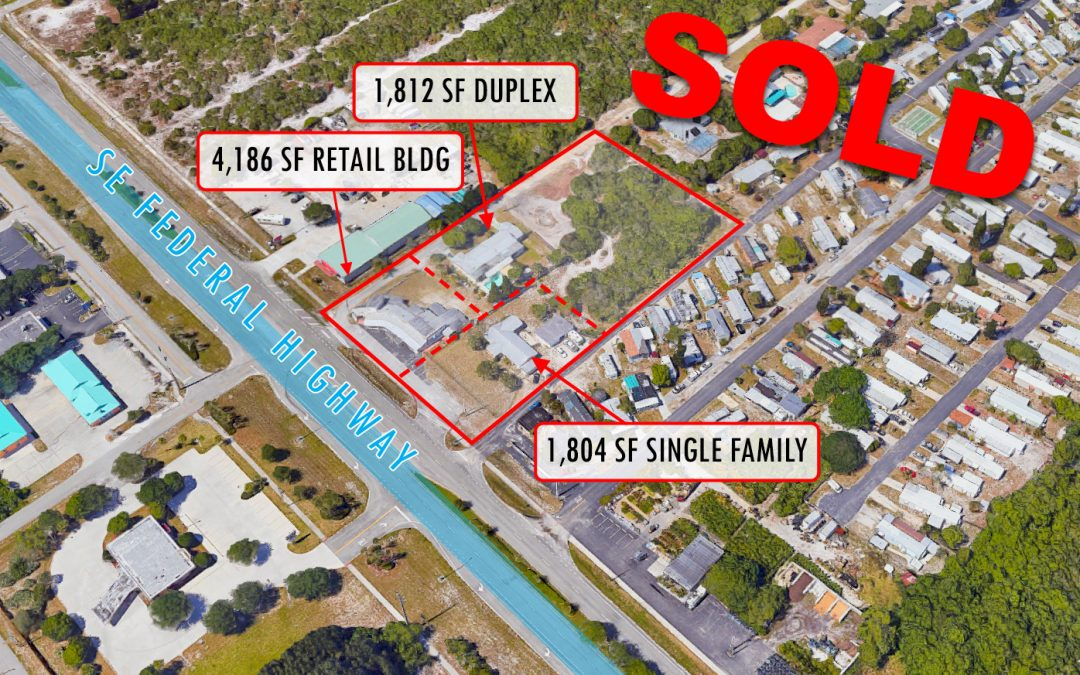 2.32 AC Parcels in Hobe Sound, FL SOLD