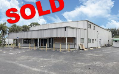 Former produce warehouse in Lake Worth SOLD!