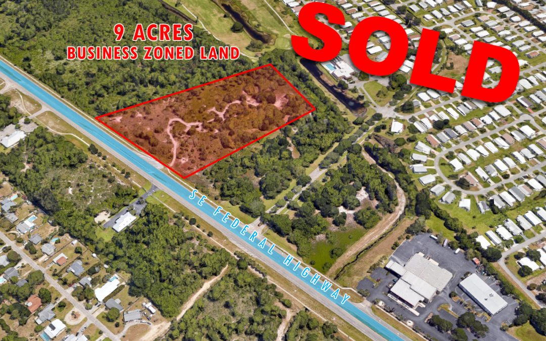 9 Acre Land in Hobe Sound SOLD