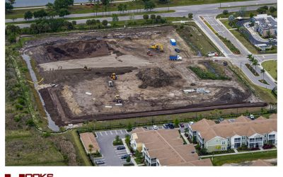 Breaking ground on Baron Shoppes of Tradition