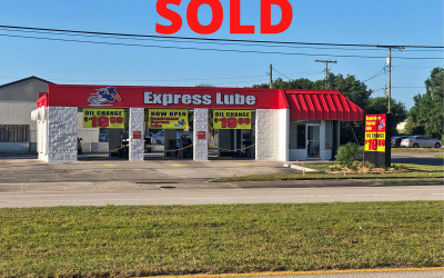 Express Oil Lube Center SOLD