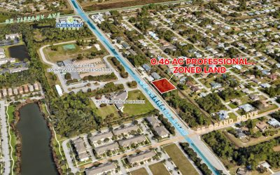 Vacant Professional Land Sold