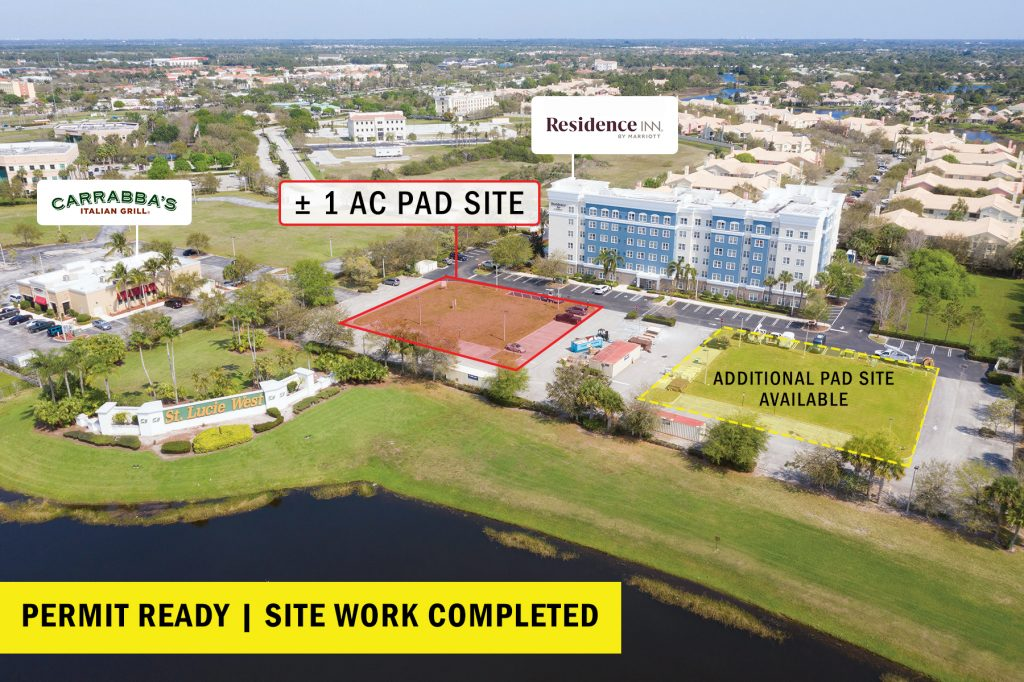 1920 SW Fountainview Blvd. Port St. Lucie FL 34986