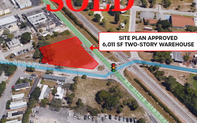 Fully Site Plan Approved Commercial Land Sold