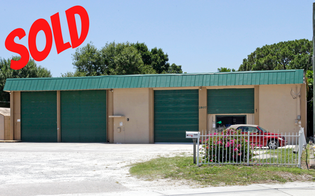 Free Standing Warehouse And Dwelling Sold