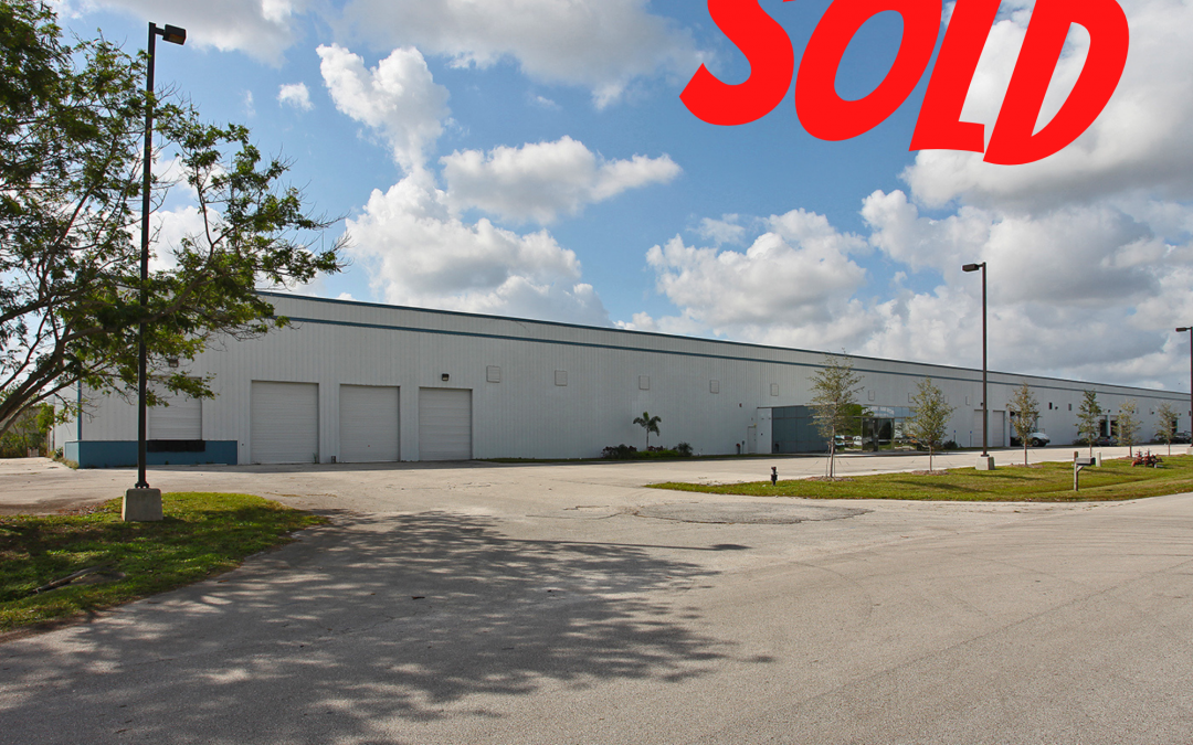 Industrial Complex Sold