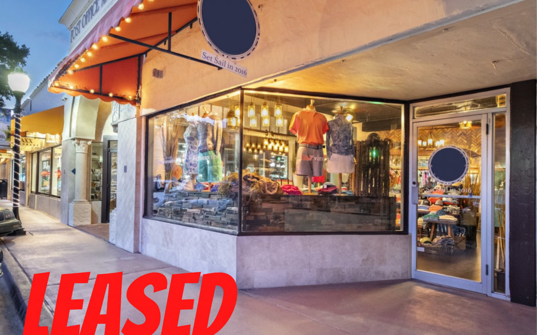 Passion Juice Bar leases 1,450 SF in downtown Stuart